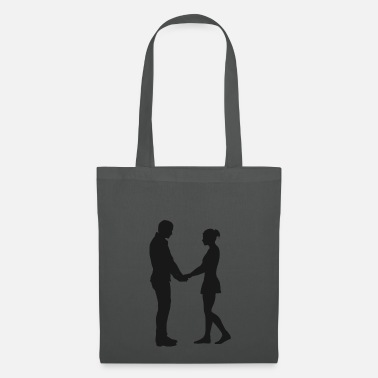 Hands hand in hand - Tote Bag