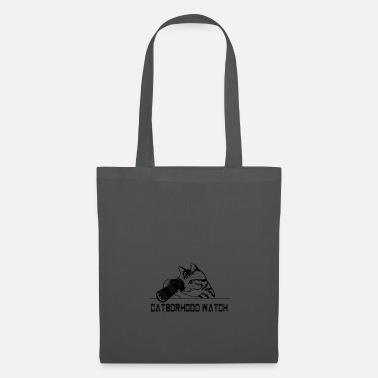 Neighborhood neighborhood cat - Tote Bag