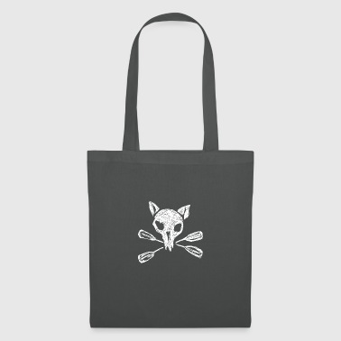 Rat rats d'or - blanc - Tote Bag