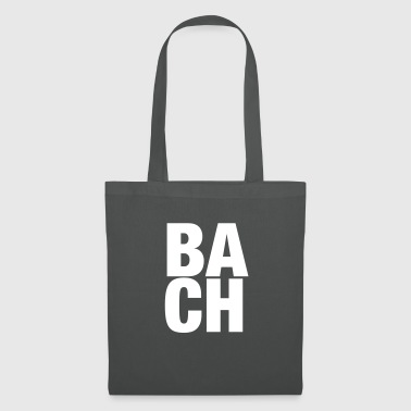Johann Sebastian Bach T-Shirt funny saying - Tote Bag