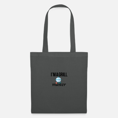 Grillmaster The grillmaster - Tote Bag