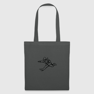 officier de police - Tote Bag
