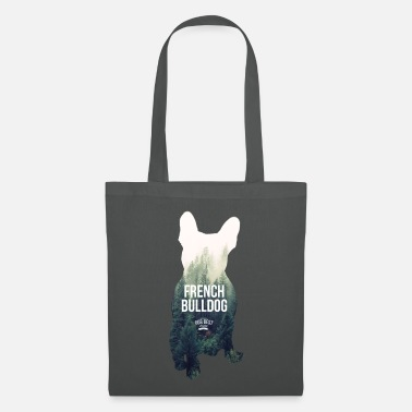 French &amp Autumn-Frenchie - Tote Bag