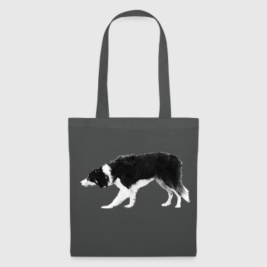 Border Collie - Tote Bag