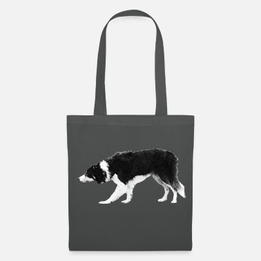 Border Collie Border Collie - Tote Bag