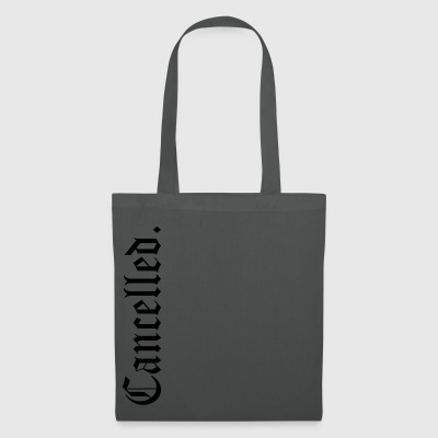 King - Canceled - Tote Bag