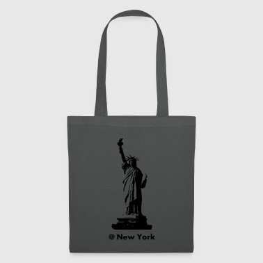 new York - Borsa di stoffa