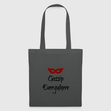 Gossip Everywhere - Tote Bag