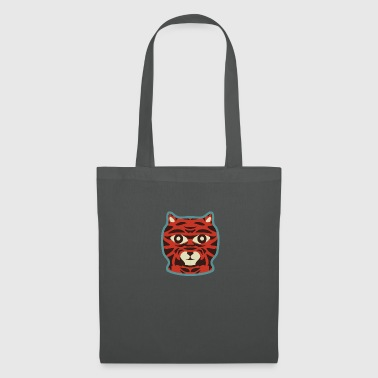 Tiger_Patch - Tote Bag