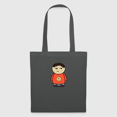 Suspected cartoon character - gift idea - Tote Bag