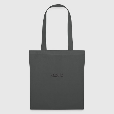 Austria text - Tote Bag