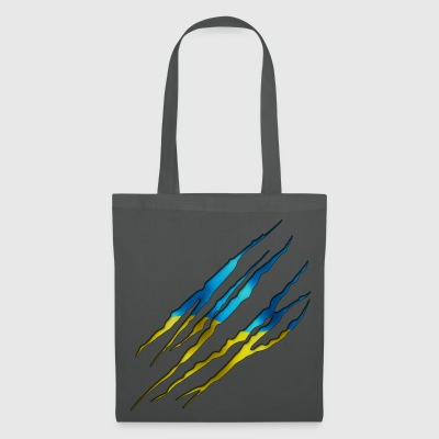 Ukraine Slit open 001 AllroundDesigns - Tote Bag