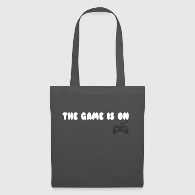 THE GAME IS ON T-SHIRT - Tote Bag
