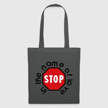 stop_in_the_name_of_love - Tote Bag