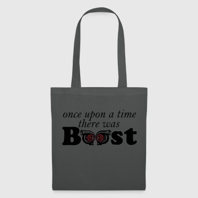 once upon a time boost - Tote Bag
