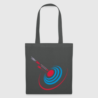 darts print - Tote Bag