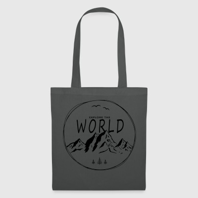 Explore the world - Tote Bag