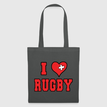 I Love Rugby Football - Tote Bag