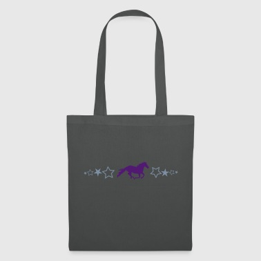 Star design with horse - Tote Bag