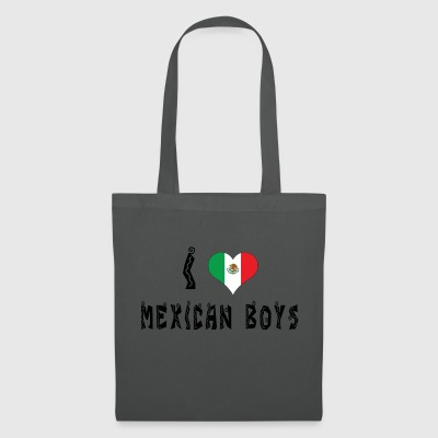 I Love Mexican Boys - Tote Bag