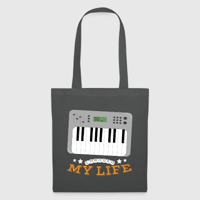 Synthesizer Changed My Life - Tote Bag