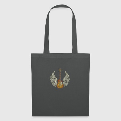 Guitar with Wings - Tote Bag
