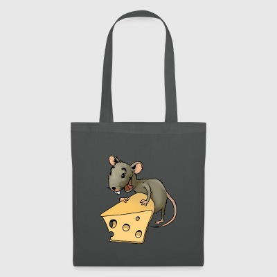 rongeur souris Fiese vermine rongeur souris fromage - Tote Bag