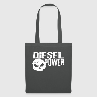 diesel power, only the diesels belong to the world - Tote Bag