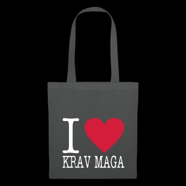 I love Krav Maga - Tote Bag