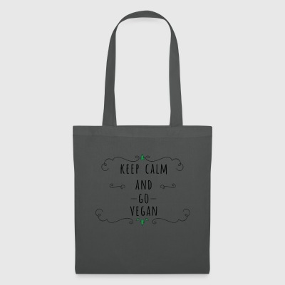 KEEP CALM AND GO - Tote Bag