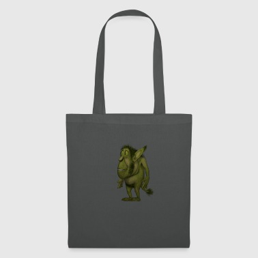 Gnome dwarf elf as a gift - Tote Bag