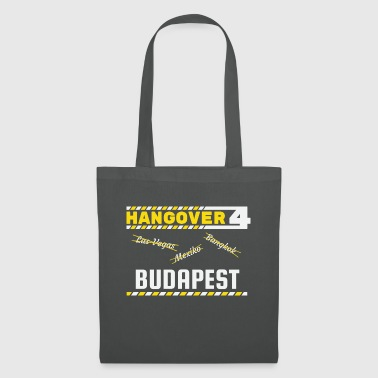 Hangover Party Budapest Hungary Hungary Travel - Tote Bag