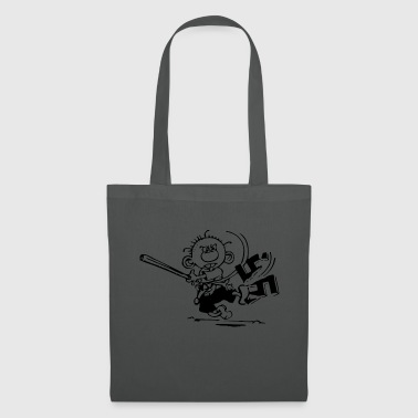 against Nazis - Tote Bag