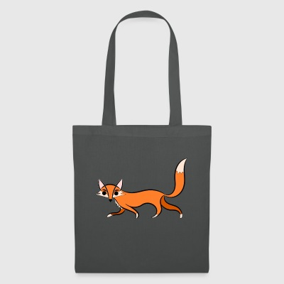 Exo the fox - Tote Bag