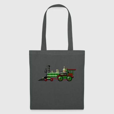 The locomotive - Tote Bag