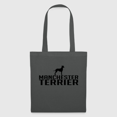 MANCHESTER TERRIER dog - Tote Bag