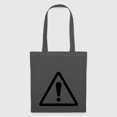 Attention - Tote Bag