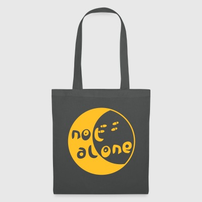 alone - Tote Bag