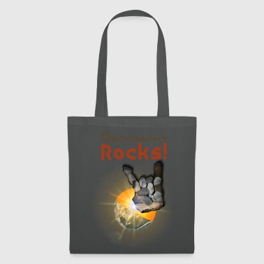 Geography Rocks! - Tote Bag