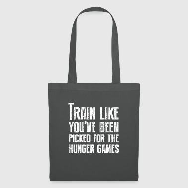 Train for the Hunger Games - Tote Bag