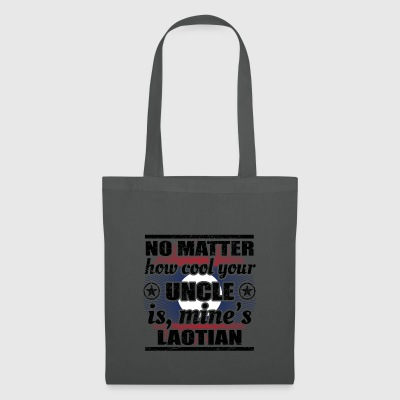 no matter uncle cool onkel gift Laos png - Stoffbeutel