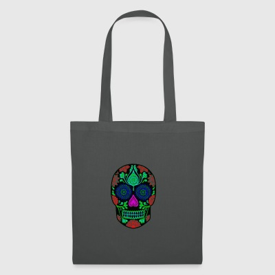 mexican skull - Tote Bag