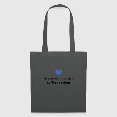 gift single taken relationship with coffee roastin - Tote Bag