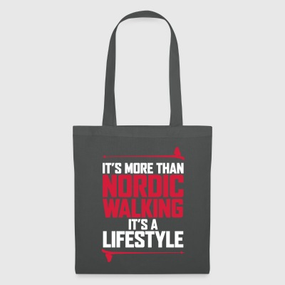 It's more than the Nordic Walking - Tote Bag