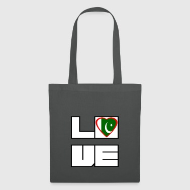 Love Land Roots Pakistan - Tote Bag