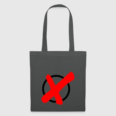Cross election - Tote Bag