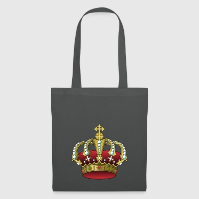 crown crown koenig king castle castle tower burg2 - Tote Bag