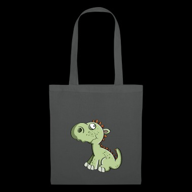 Petit dragon - dinosaures - enfants - Tote Bag