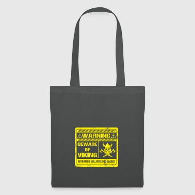 Respect des Vikings Vikings - Tote Bag