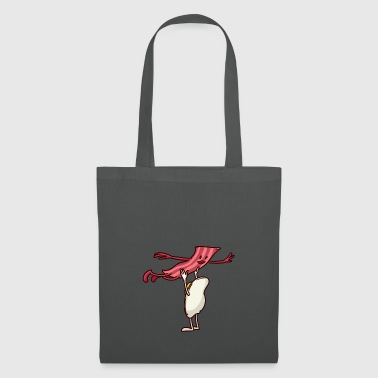 Bacon and egg dance - Tote Bag